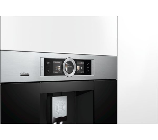 Bosch Ctl636es6 Built In Bean To Cup Smart Coffee Machine Stainless Steel