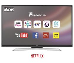 "JVC LT-49C870 49"" Smart 4K Ultra HD LED TV"
