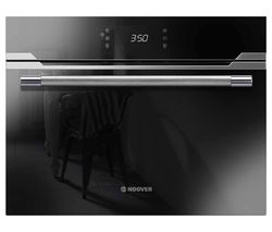 H-MICROWAVE 500 COMBI HMC 440 TVX Built-in Combination Microwave - Black