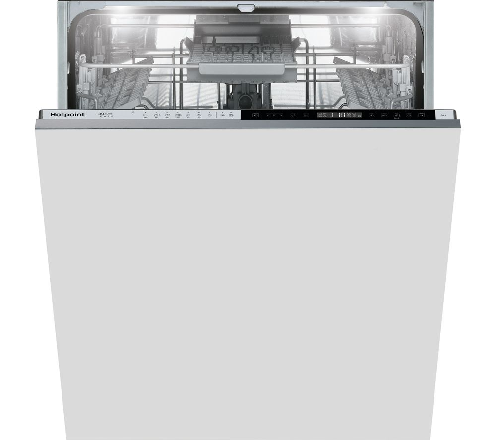 HOTPOINT HIP 4O22 WGT C E UK Integrated Dishwasher