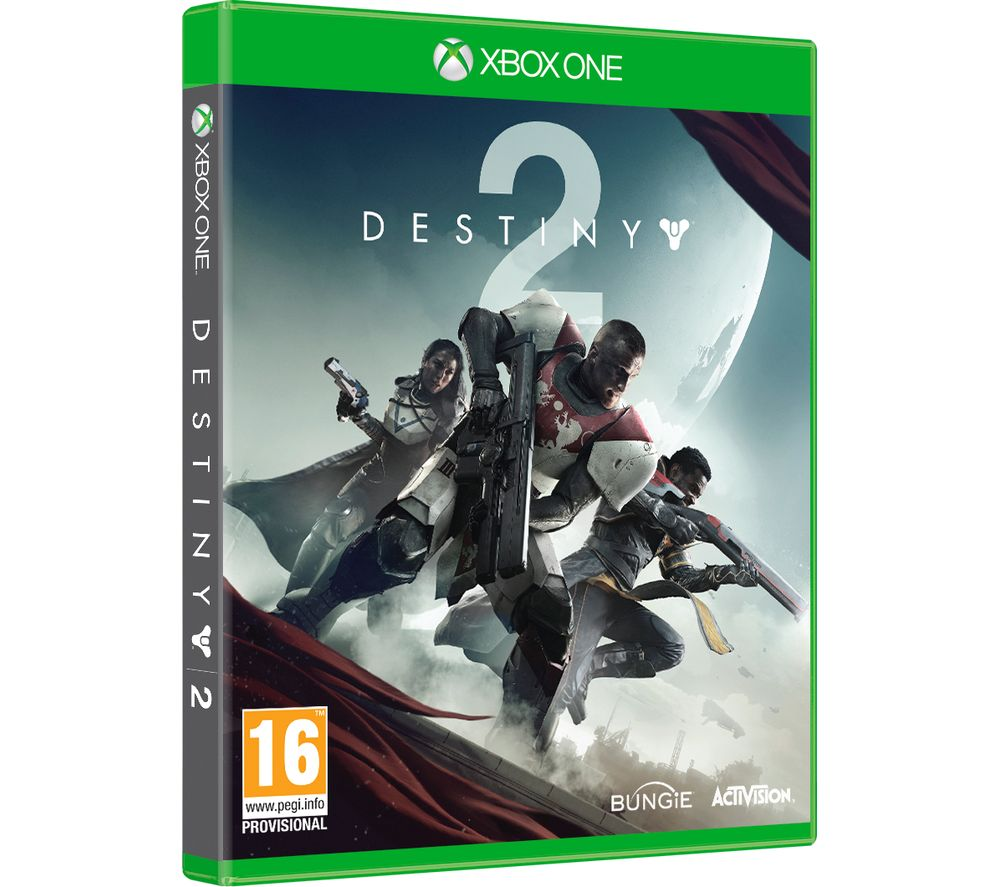 Buy Brand New Microsoft Destiny 2 Xbox One