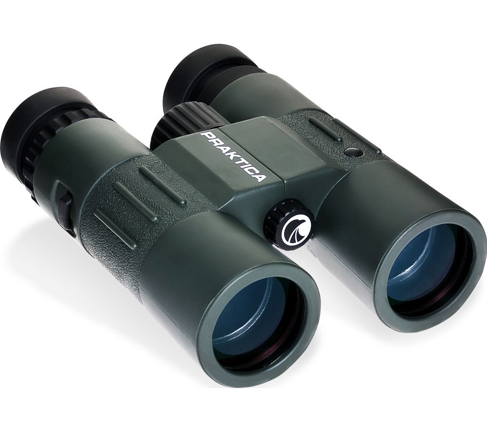 Compare retail prices of Praktica BADY842G 8 x 42 mm Binoculars to get the best deal online