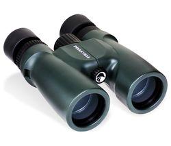 PRAKTICA 10 x 42 mm Binoculars - Green