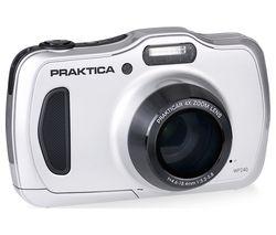 PRAKTICA Luxmedia WP240-S Compact Camera - Silver
