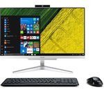 "ACER Aspire C22-860 21.5"" All-in-One PC - Silver"