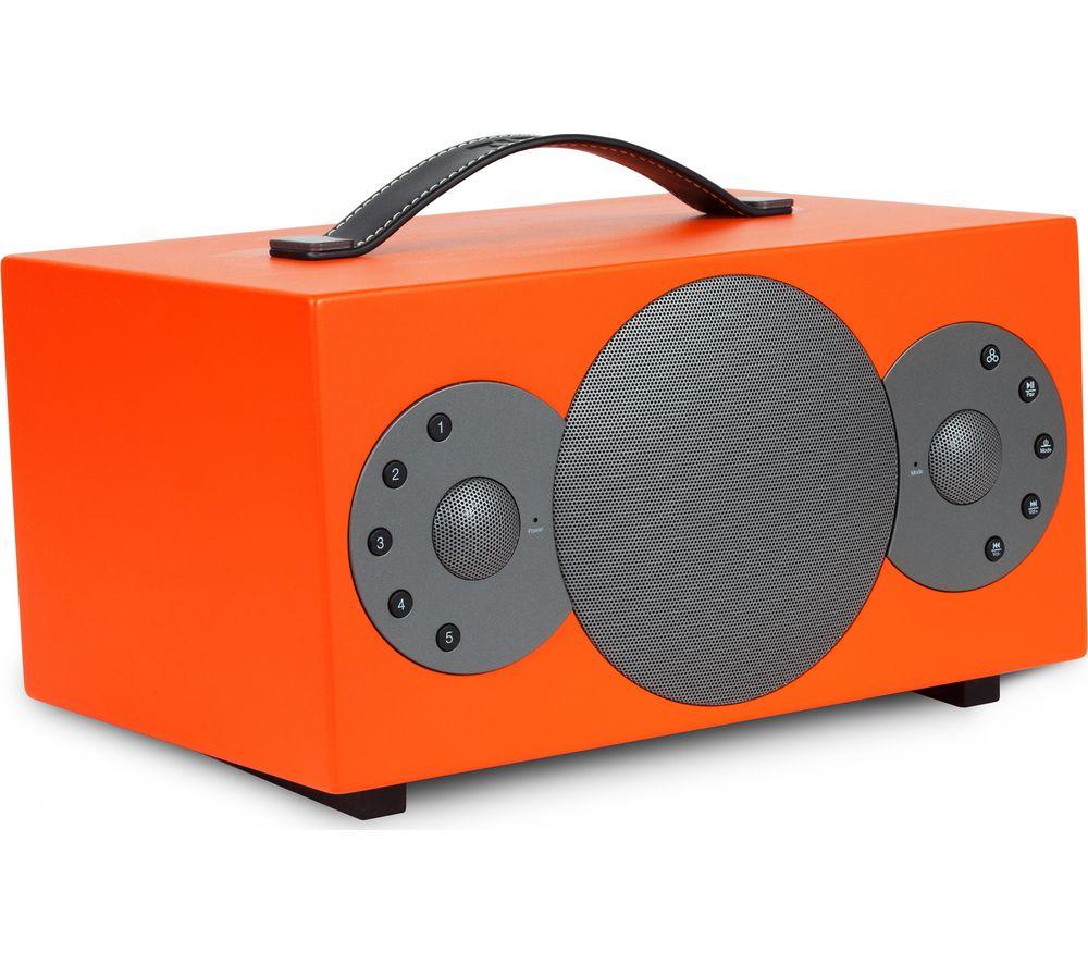 TIBO Sphere 4 Portable Wireless Smart Sound Speaker - Orange