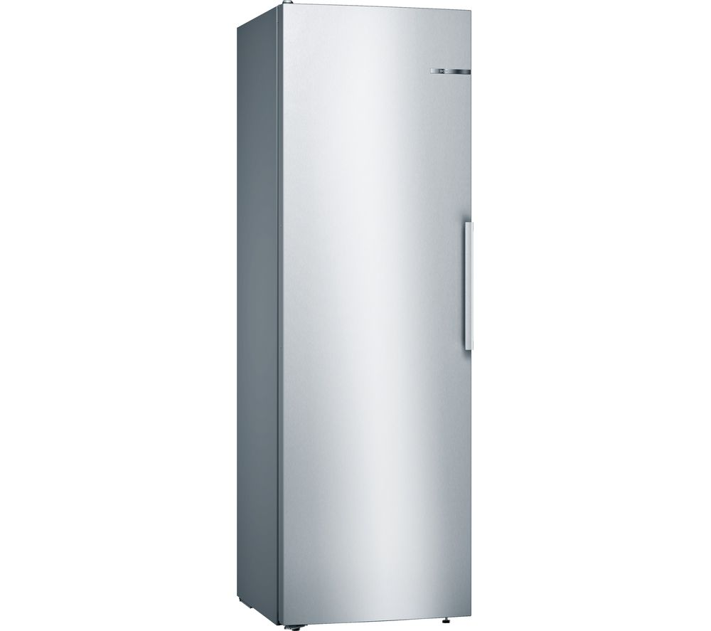 buy bosch serie 4 ksv36vl3pg tall fridge silver free. Black Bedroom Furniture Sets. Home Design Ideas