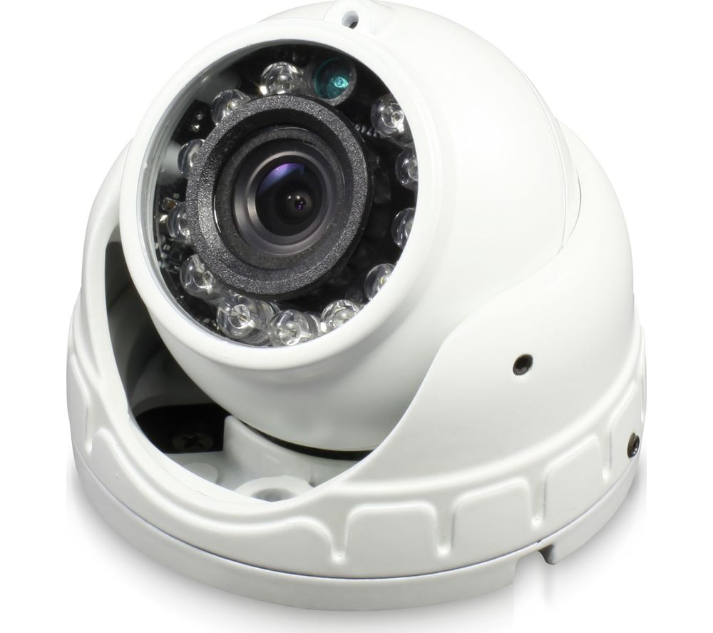 SWANN SWPRO-1080FLD-UK Mini Dome IR 1080p Full HD CCTV Camera