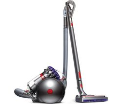 DYSON Big Ball Animal 2 Cylinder Bagless Vacuum Cleaner - Iron & Purple