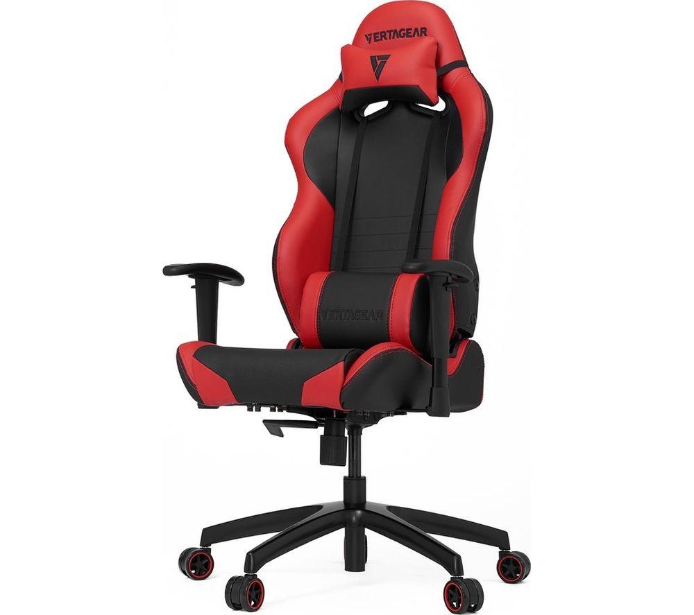 VERTAGEAR S-Line SL2000 Gaming Chair - Black & Red