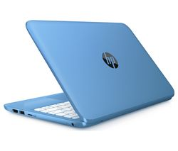 "HP Stream 11 11.6"" Intel® Celeron™ Laptop - 32 GB eMMC, Blue"