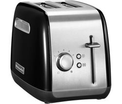 KITCHENAID 5KMT221BOB 2-Slice Toaster - Black