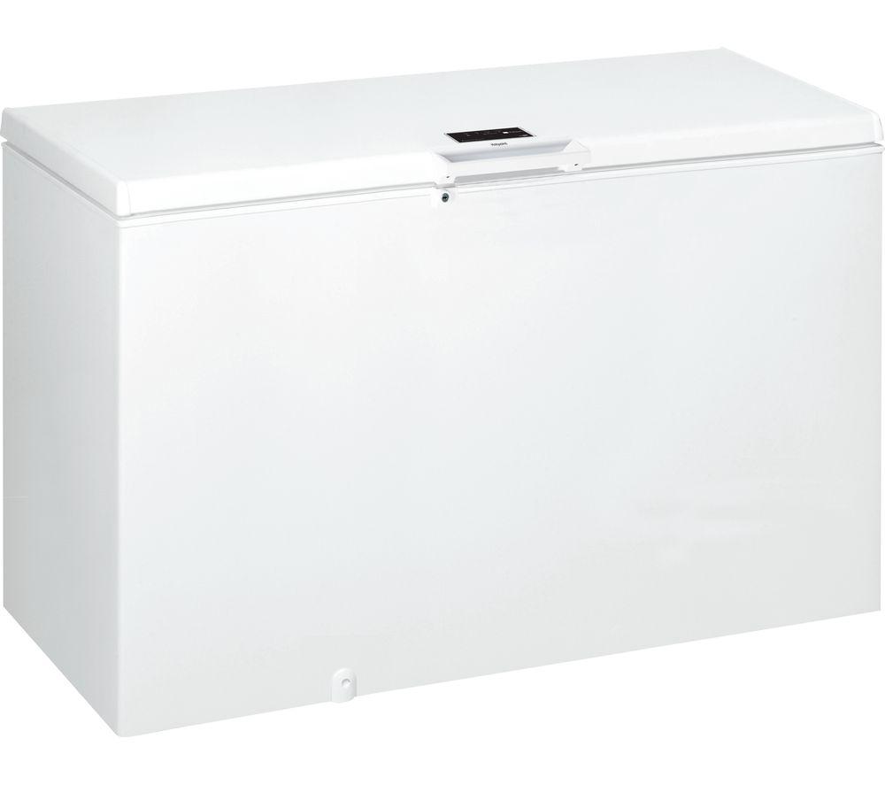 HOTPOINT CS1A 400 H FM FA UK.1 Chest Freezer - White