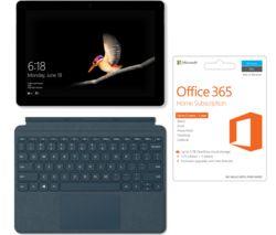 "MICROSOFT 10"" Surface Go - 64 GB, Silver"
