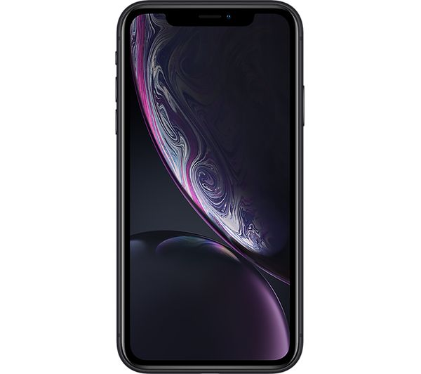 Apple iPhone XR - 64 GB, Black 1