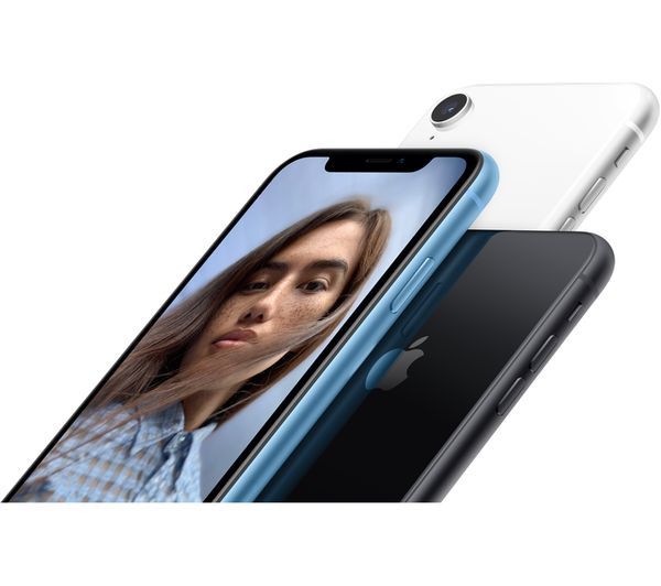 Apple iPhone XR - 64 GB, Black 10