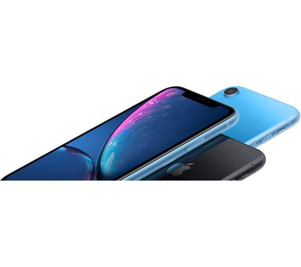 Apple iPhone XR - 64 GB, Black 11