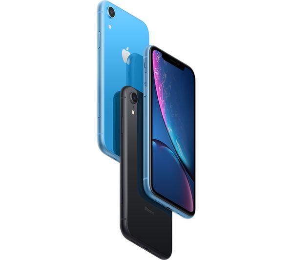 Apple iPhone XR - 64 GB, Black 12