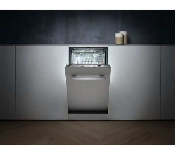 Miele Dishwasher Reviews >> Buy MIELE G4680SCVi Slimline Fully Integrated Dishwasher | Free Delivery | Currys