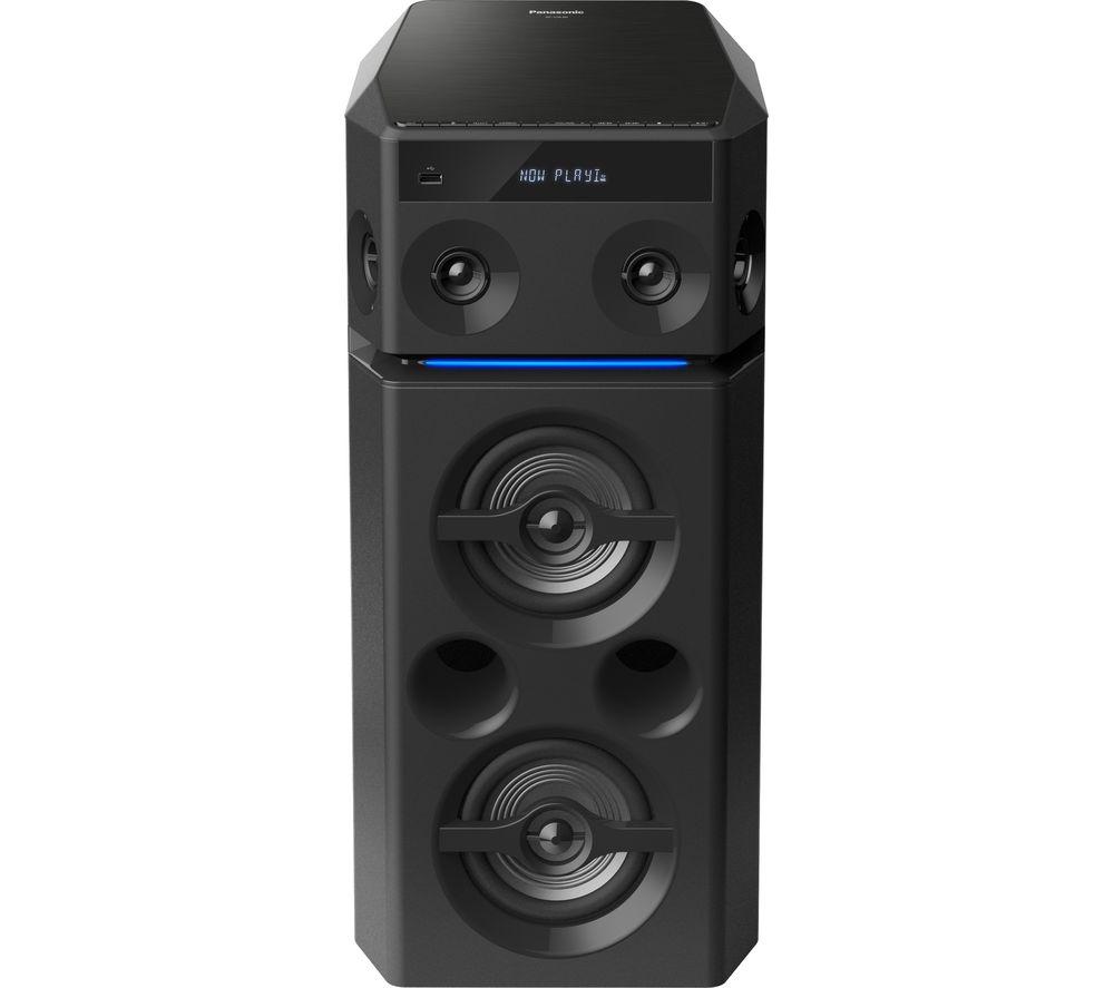 PANASONIC SC-UA30E-K Bluetooth Megasound Party Speaker - Black