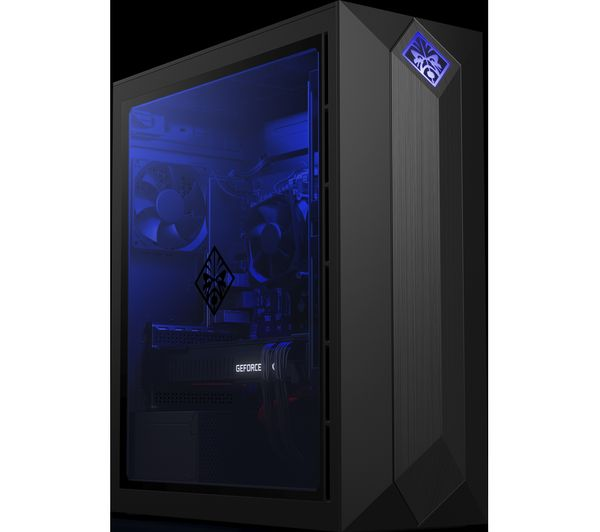 HP OMEN 875-0011na Intel® Core™ i7 RTX 2070 Gaming PC - 2 TB HDD & 256 GB  SSD