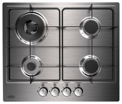 GHU602GC Gas Hob - Stainless Steel