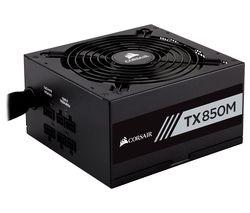 TX850M Semi-Modular ATX PSU - 850 W