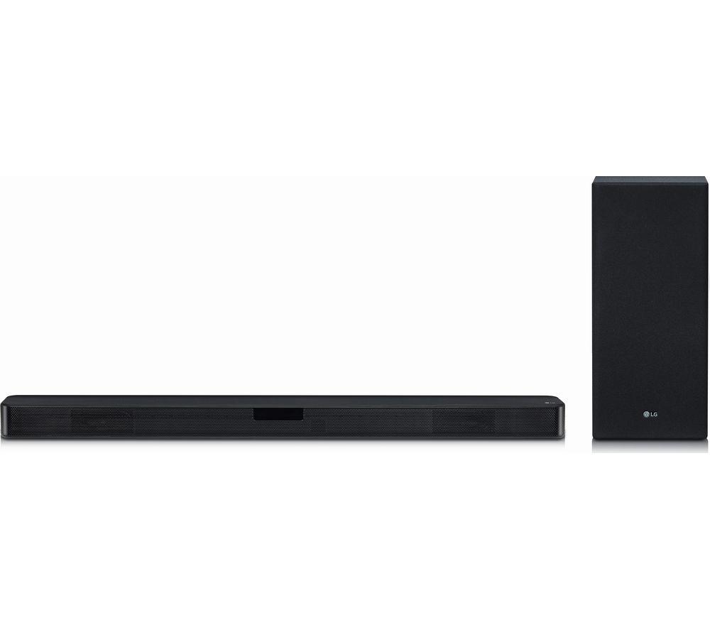 LG SL5Y 2.1 Wireless Sound Bar with DTS Virtual:X