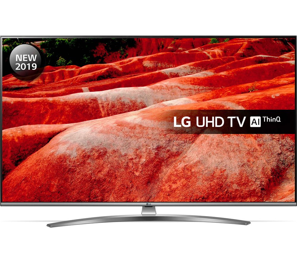 "LG 55UM7610PLB 55"" Smart 4K Ultra HD HDR LED TV with Google Assistant"