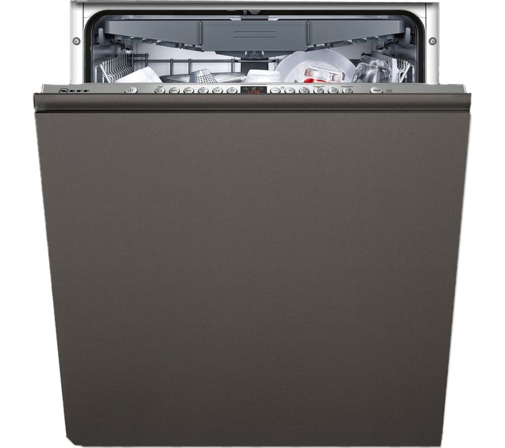 NEFF N50 S713M60X1G Full-size Fully Integrated Dishwasher