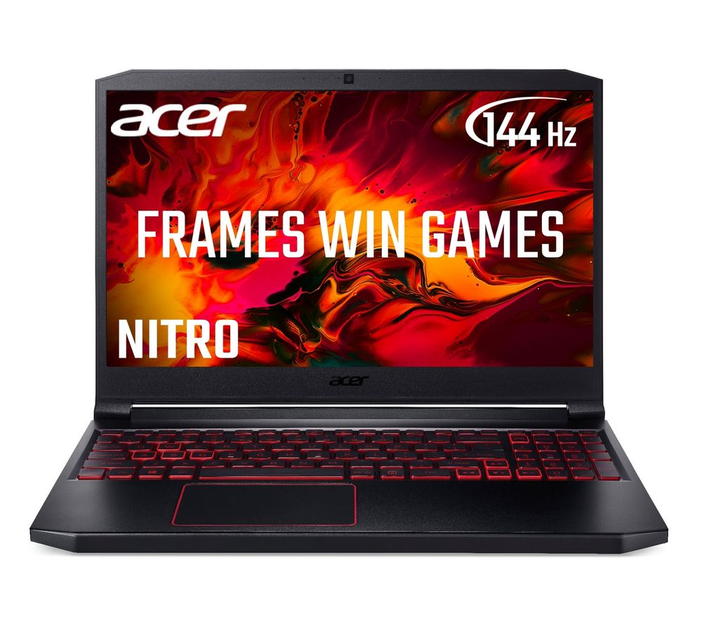 "ACER Nitro 7 AN715-51 15.6"" Gaming Laptop - Intel® Core™ i7, GTX 1660 Ti, 512 GB SSD"