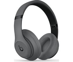 BEATS Studio 3 Wireless Bluetooth Noise-Cancelling Headphones - Grey