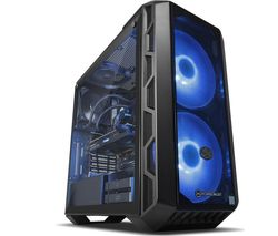 PC SPECIALIST Vortex Esports Edition Intel® Core™ i7 RTX 2070 Gaming PC - 2 TB HDD & 256 GB SSD