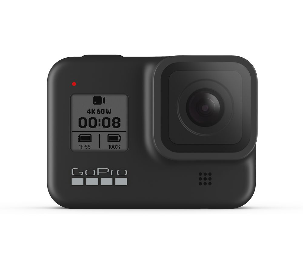 GOPRO HERO8 Black 4K Ultra HD Action Camera