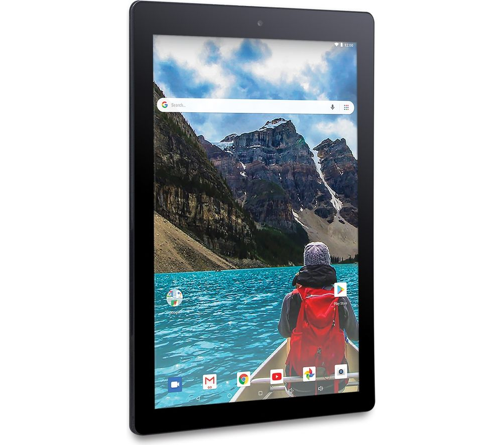 "RCA Juno 10 10.1"" Tablet - 16 GB, Black"