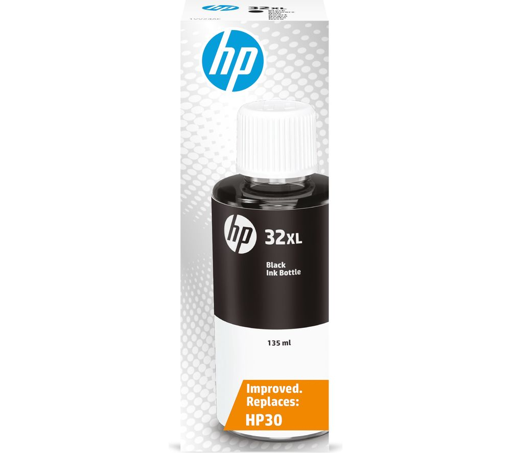 Image of 32XL Original Black Ink Bottle, Black