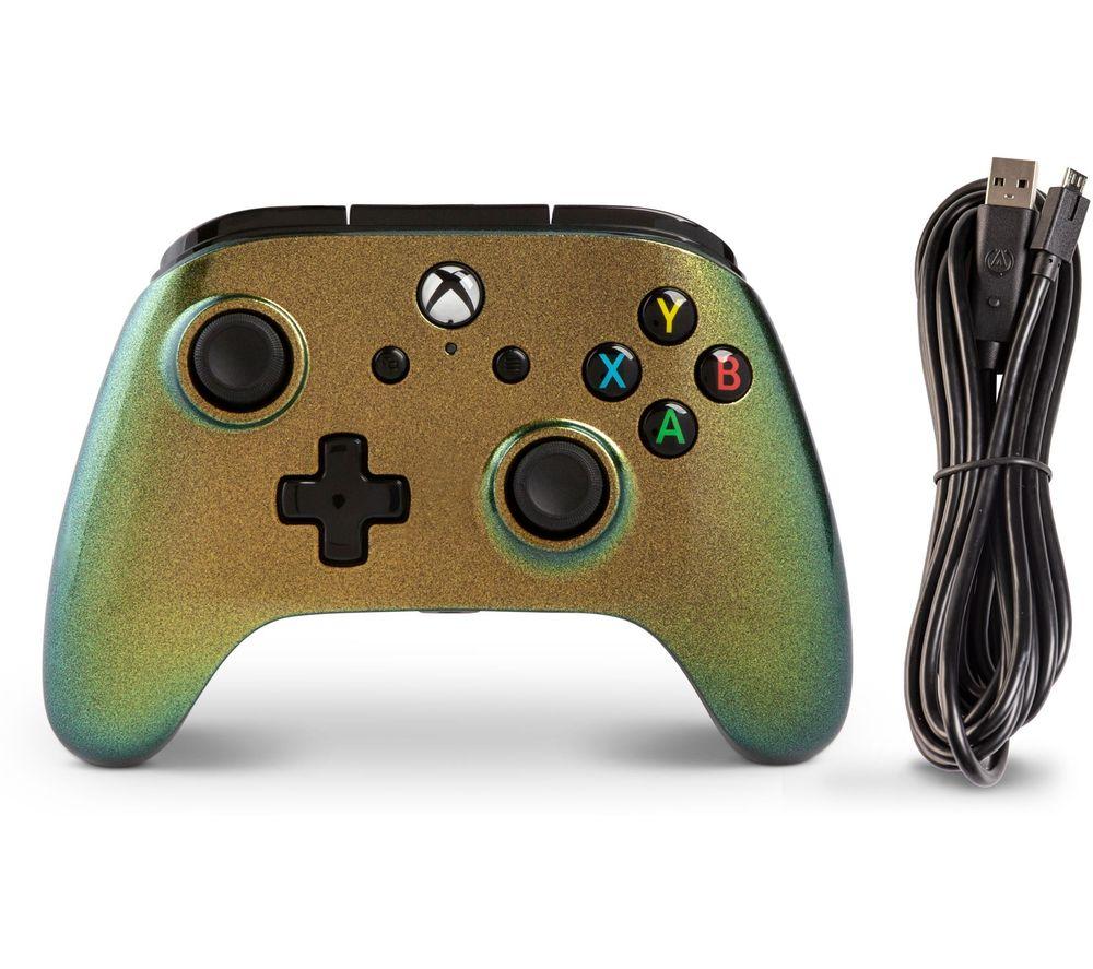 POWERA Xbox One Enhanced Wired Controller - Cosmos Nova