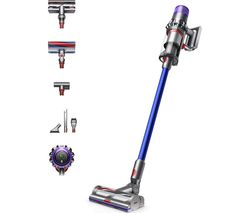 V11 Absolute Cordless Vacuum Cleaner - Blue