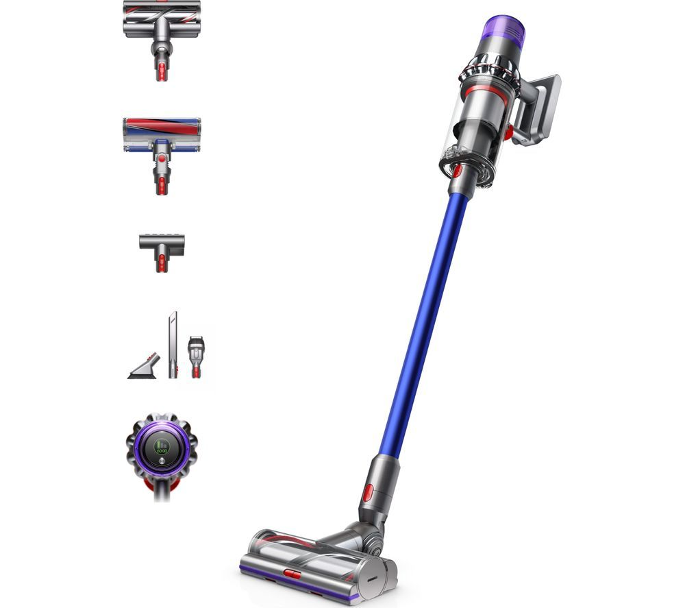 Image of DYSON V11 Absolute Cordless Vacuum Cleaner - Blue, Blue