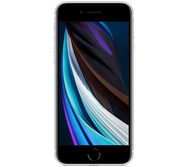 Apple iPhone SE - 128 GB, White 1
