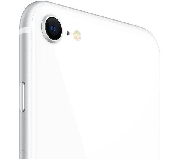 Apple iPhone SE - 128 GB, White 4