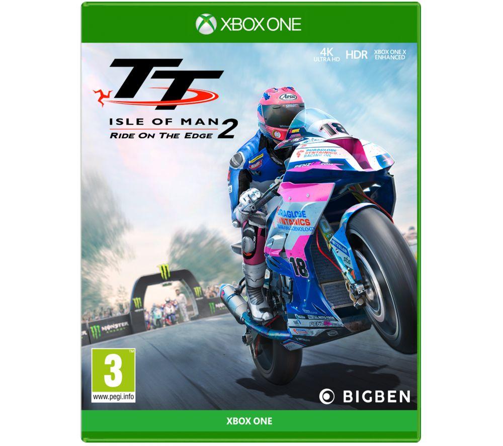 XBOX ONE TT Isle of Man - Ride on the Edge 2