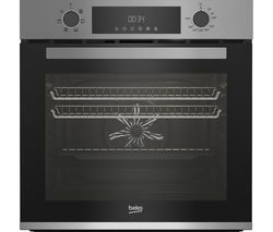 AeroPerfect BBXIE22300S Electric Oven - Silver