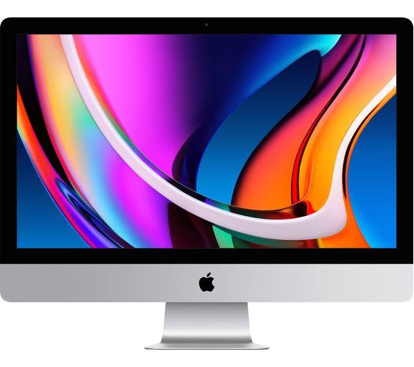 "Image of APPLE iMac 5K 27"" (2020) - Intel® Core™ i5, 512 GB SSD"