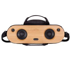 HOUSE OF MARLEY Bag of Riddim 2 Portable Bluetooth Wireless Speaker - Black