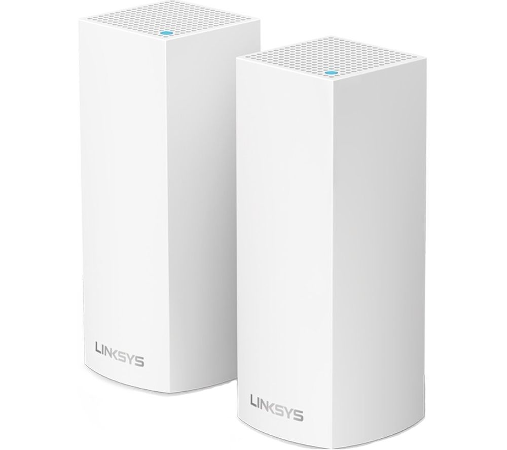 LINKSYS Velop Whole Home WiFi System - Twin Pack