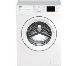 WTK104121W 10 kg 1400 Spin Washing Machine - White