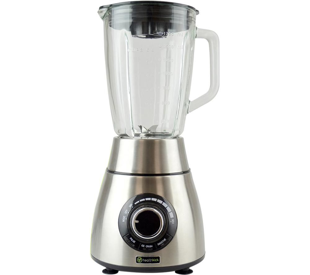 Image of HEALTHKICK K3251 Blender - Stainless Steel, Stainless Steel