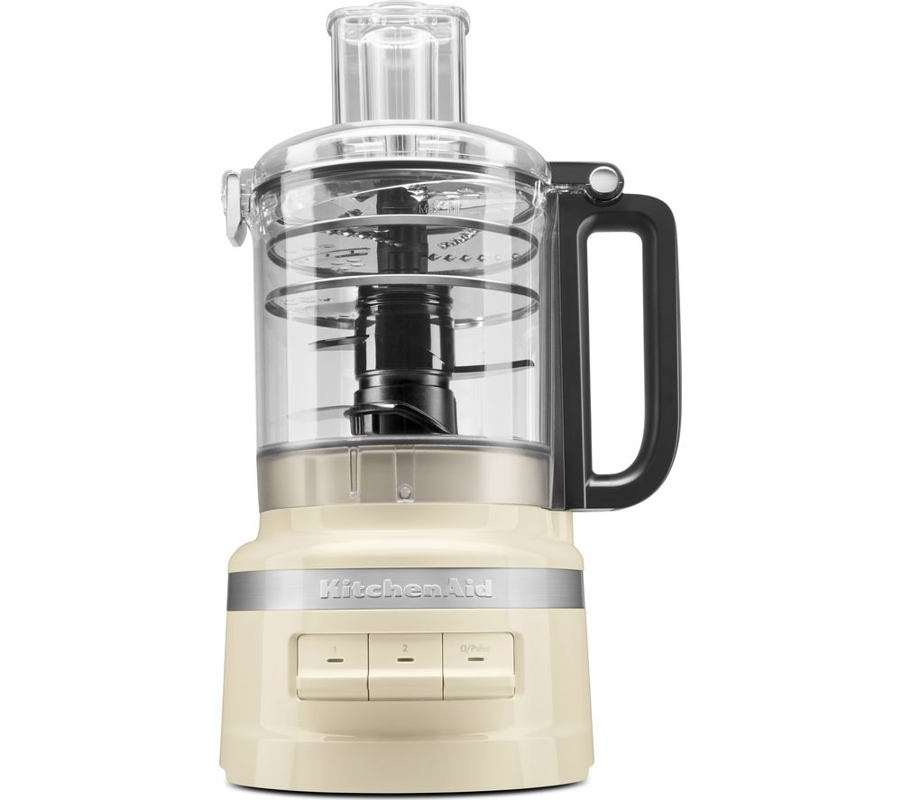 KITCHENAID 5KFP0919BAC Food Processor - Almond Cream, Cream