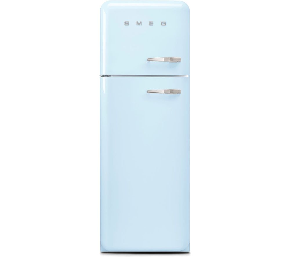 SMEG FAB30LPB5UK 80/20 Fridge Freezer - Pastel Blue